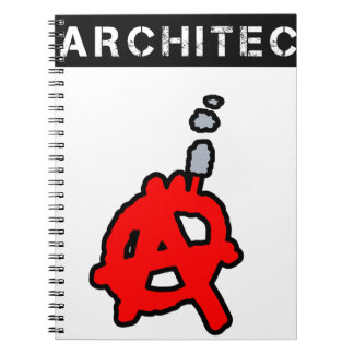 Anarchitecte - Word games - François City Notebooks