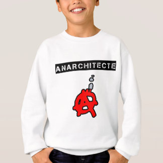Anarchitecte - Word games - François City Sweatshirt