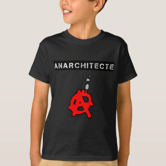 Anarchitecte - Word games - François City T-Shirt