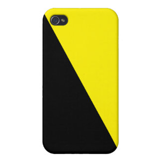 Anarcho Capitalism Flag Case For The iPhone 4