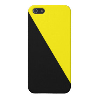 Anarcho Capitalism Flag iPhone 5/5S Cover