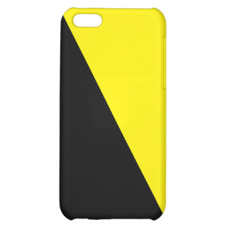 Anarcho Capitalism Flag Cover For iPhone 5C