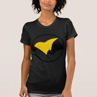Anarcho Capitalism Flag T-Shirt