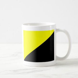 Anarcho Capitalist Flag Coffee Mug
