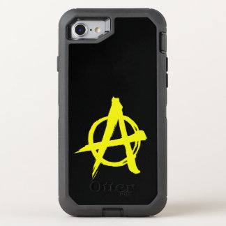 Anarcho-Capitalist iPhone Otter Box OtterBox Defender iPhone 7 Case