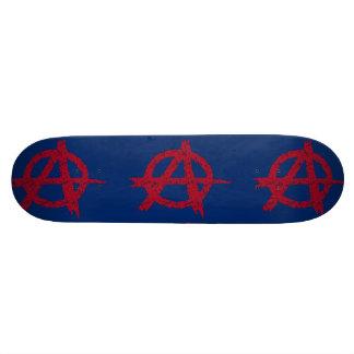 Anarchy 18.1 Cm Old School Skateboard Deck