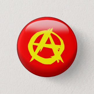 Anarchy 3 Cm Round Badge