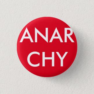 Anarchy 3 Cm Round Badge
