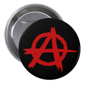 Anarchy 7.5 Cm Round Badge