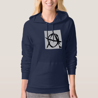 Anarchy A Fleece Pullover Hoodie