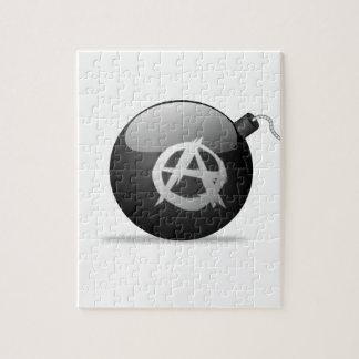 Anarchy Bomb Jigsaw Puzzle