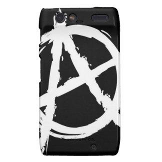 Anarchy Motorola Droid RAZR Cover