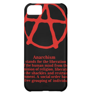 Anarchy iPhone 5C Case