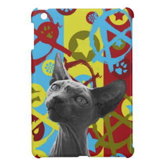 Anarchy Cat Cover For The iPad Mini