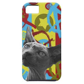 Anarchy Cat iPhone 5 Case