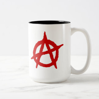 Anarchy Coffee Cup