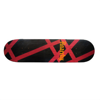 Anarchy Deck Custom Skate Board