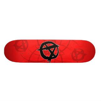 Anarchy deck skate board decks