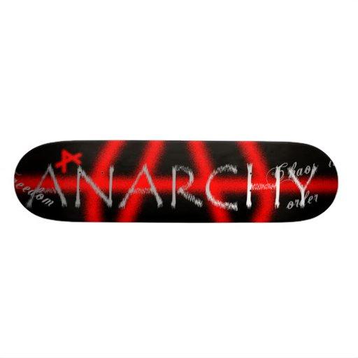 anarchy deck skate deck