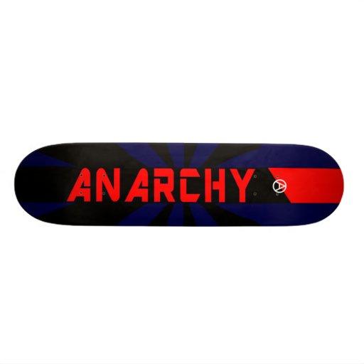 Anarchy Federation Custom Skateboard