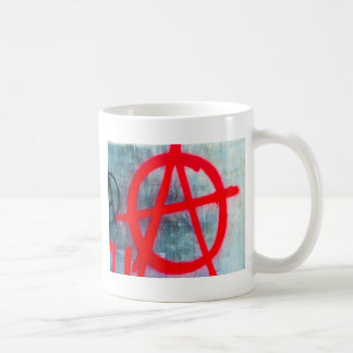 Anarchy Graffiti Coffee Mug