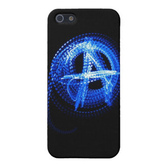 Anarchy in Blue Cover For iPhone 5/5S