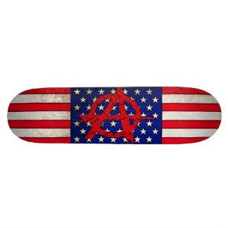 Anarchy in the USA Skateboard Decks