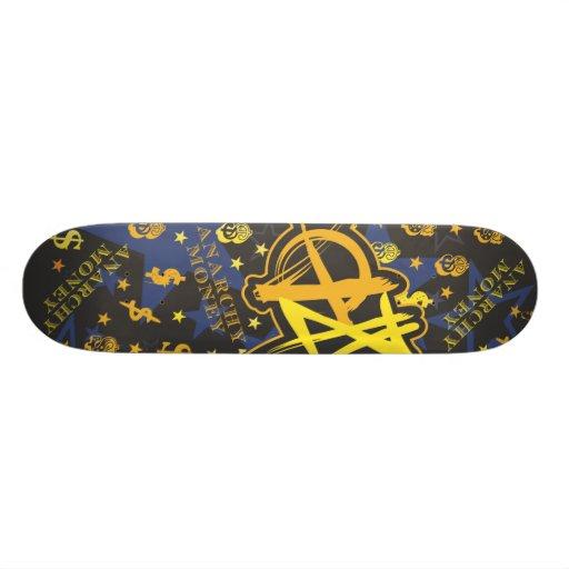 Anarchy Money Skateboard