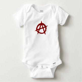 Anarchy - ONE:Print Baby Onesie