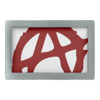Anarchy - ONE:Print Belt Buckle