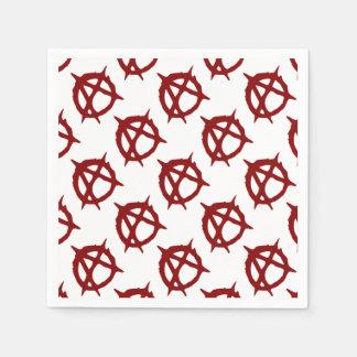 Anarchy - ONE:Print Disposable Serviette
