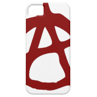 Anarchy - ONE:Print iPhone 5 Cover