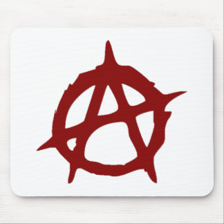 Anarchy - ONE:Print Mouse Pad