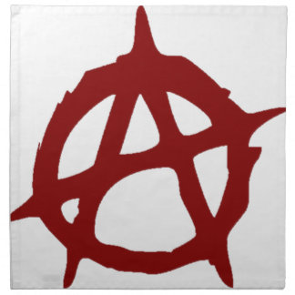 Anarchy - ONE:Print Napkin
