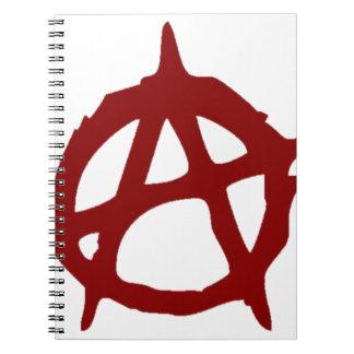 Anarchy - ONE:Print Notebooks