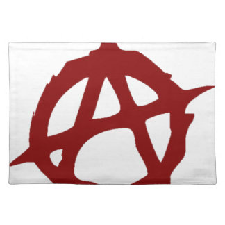 Anarchy - ONE:Print Placemat
