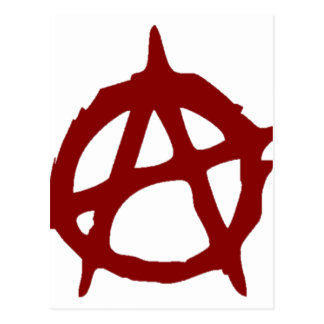 Anarchy - ONE:Print Postcard