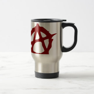Anarchy - ONE:Print Travel Mug