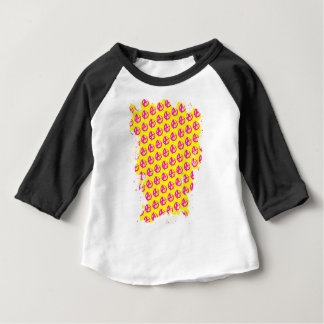 Anarchy Pattern Baby T-Shirt