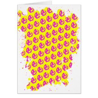 Anarchy Pattern Card