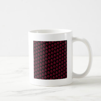 Anarchy Pattern Coffee Mug
