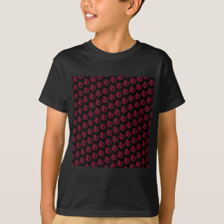 Anarchy Pattern T-Shirt