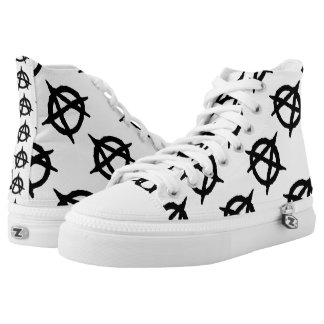 Anarchy Printed Shoes