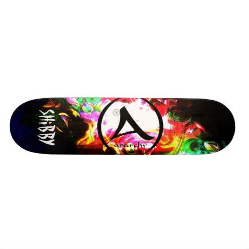 anarchy, SHiBBY Skateboard Decks