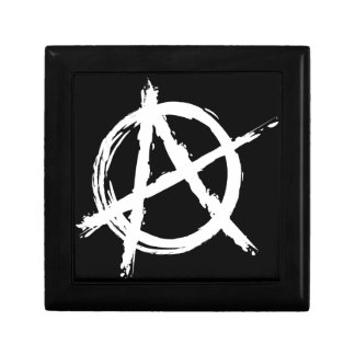 Anarchy Small Square Gift Box