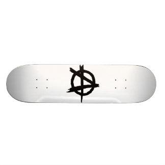 Anarchy Symbol Skate Boards