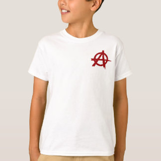 Anarchy T-shirt [Kids, Light]