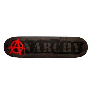 Anarchy Tag Skate Board