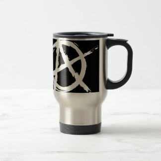 Anarchy Travel Mug