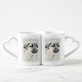 Anatolian Shepherd Coffee Mug Set